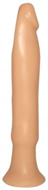 Анальный стимулятор без мошонки, 14 см