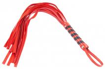 Черно-красный флоггер, 45 см