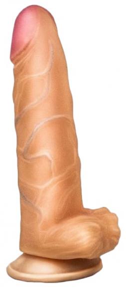 Фаллоимитатор Cock Next с присоской, 18,5 см
