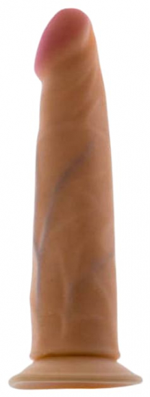 Фаллоимитатор из киберкожи, 17,5 см