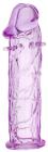 Фиолетовая насадка с усиками, 12,5 см