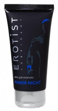 Крем для мужчин Power Night, 50 мл