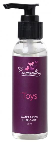Лубрикант для игрушек на водной основе Toys, 95 мл