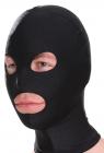Маска-балаклава с прорезями для глаз и рта