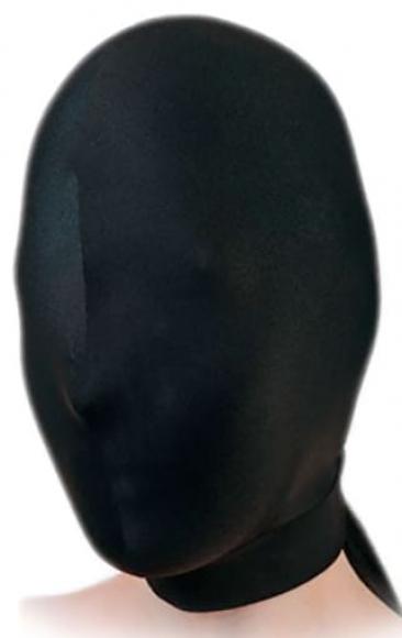 Маска-шлем глухая
