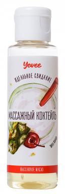 Масло для массажа с ароматом Пина Колады, 50 мл