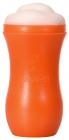 Мастурбатор-рот в эластичном тубусе, 14 см