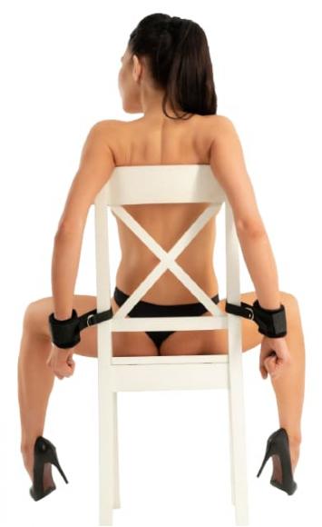 Наручники с креплением к стулу