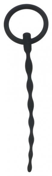 Силиконовый уретральный плаг, 16 см