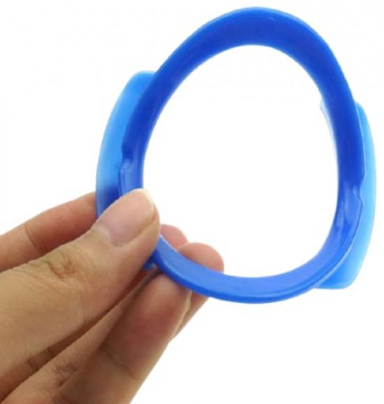 Синий расширитель для рта