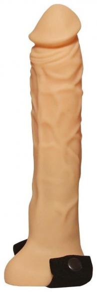Страпон с полостью, 20 см