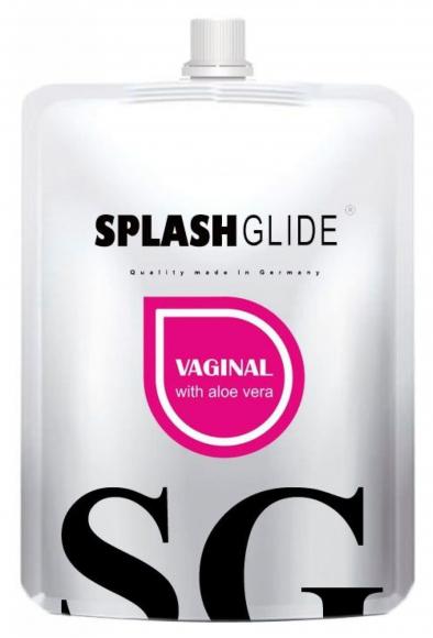 Вагинальный лубрикант на водной основе Vaginal With Aloe Vera, 100 мл