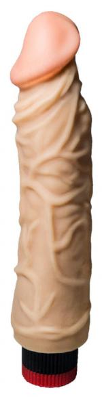 Вибромассажер-реалистик, 19,5 см