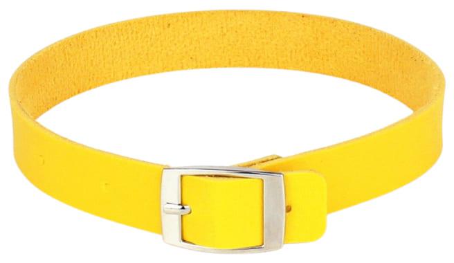 Желтое ожерелье-чокер